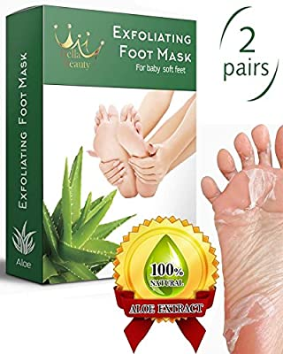 Exfoliating Foot Peel Mask