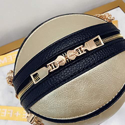 Messenger Borsa Per Pu Donne Basket Di Silver Weishazi A Mini Cinghia Borsetta Ragazze Uomini Calcio Tracolla Regolabile Forma x60Ywx4Cq