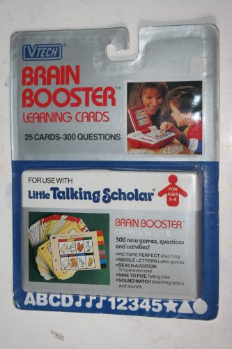 Brain Booster Learning Cards Expansion Set B (25 Cards / 300 Questions)