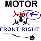 Parrot Bebop Drone Motor with harness FRONT RIGHT