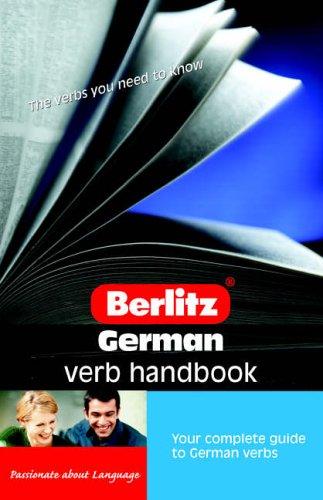 Berlitz German Verbs Handbook (Berlitz Verb Handbook: German)