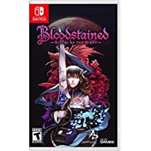 Bloodstained: Ritual Of The Night - Standard Edition - Nintendo Switch