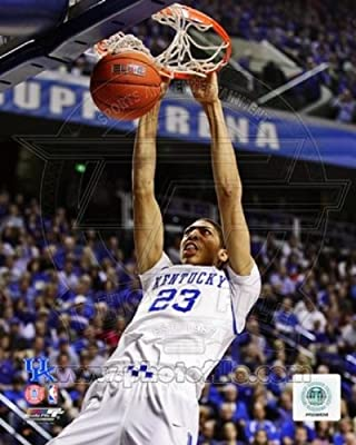 Anthony Davis University of Kentucky Wildcats 2011 Action Photo Print (8x10)