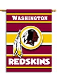 Fremont Die NFL Washington Redskins 2-Sided 28-by-40-Inch House Banner