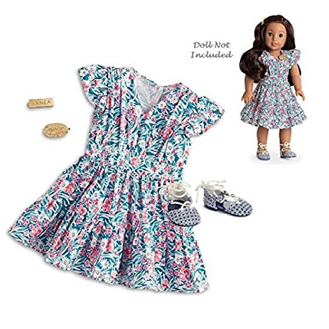 24406c1717d47 Amazon.com: American Girl Nanea's School Outfit for 18