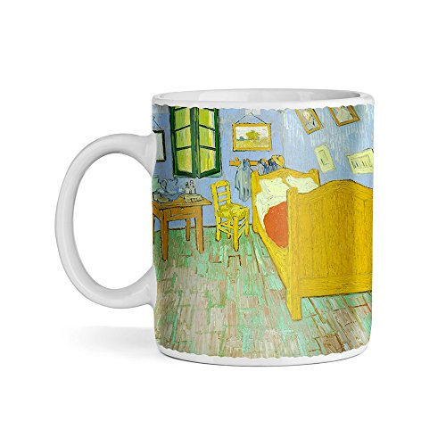 Van Gogh - Vincents Bedroom 11oz Coffee Mug