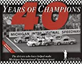 40 Years of Champions, Jeff (authors) Pryson Mike: Bleiler, 0981503004