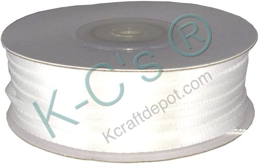 Satin Ribbon for invitation/&craft,bows faced 1Yard  High Quality Double 3mm