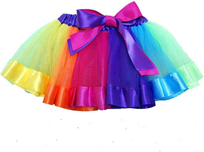 AUPUMI Vestidos Bebes niña/niñas 1-7años, Disfraz para niñas ...