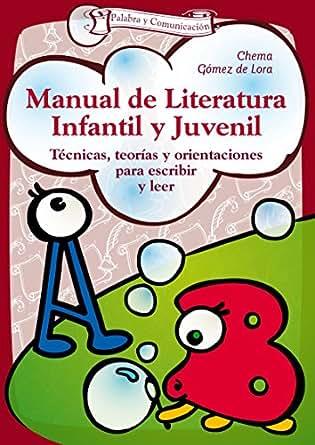 Amazon.com: Manual de literatura infantil y juvenil (Talleres nº 20 ...