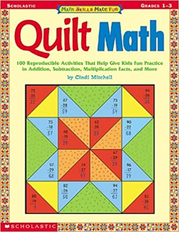 Amazon.com: Math Skills Made Fun/ Quilt Math (9780439376624 ... : math quilt - Adamdwight.com