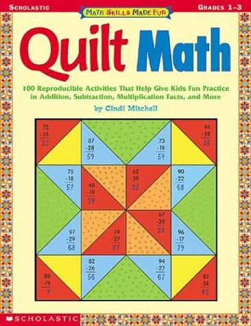 Amazon.com: Math Skills Made Fun/ Quilt Math (9780439376624 ...