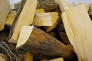 Chimenea Madera ofenfertig haya leña haya madera leña Horno Madera 25cm tronco Longitud 30kg