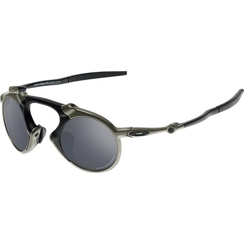 Oakley Madman | Steampunk sunglasses, Men looks, Mirrored