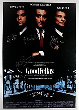 Goodfellas Movie Posters for sale at Cyber Cinema
