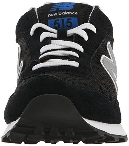 New Balance Mens 501 Running Classics Scarpe Da Ginnastica Scamosciate Nere / Grigie