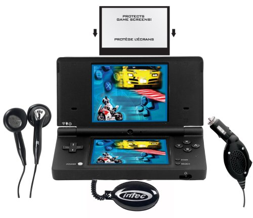 DSi Starter Kit 4 pack- Black Intec Dsi Starter Kit