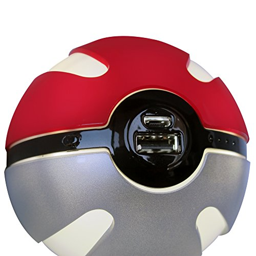 Pokeball Portable External Included Capacity product image