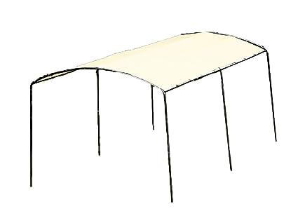 Amazon.com : ShelterLogic Monarc Replacement Top 10x18 ...