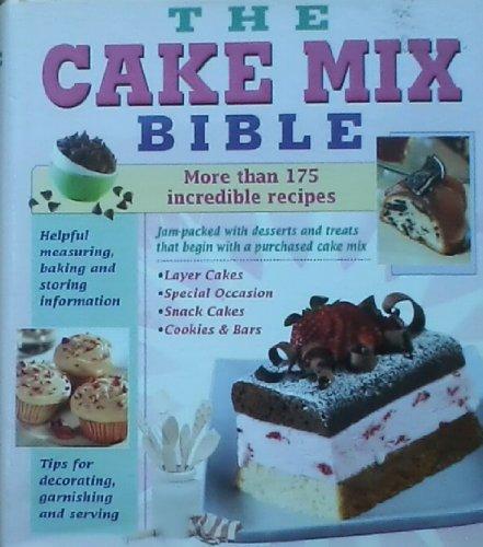 cake mix bible - 3