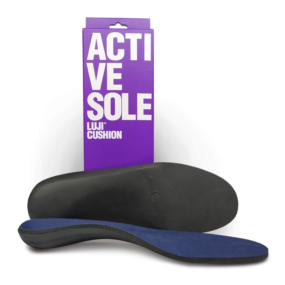 LUJI Orthotic Shoe Insoles – Supportive, Professional-Grade Foot Support