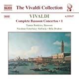 Vivaldi: Bassoon Concertos Vol.1
