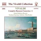 Vivaldi: Bassoon Concertos Vol.1