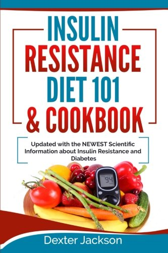 Insulin Resistance Diet 101 Cookbook product image