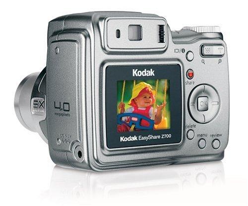 amazon com kodak easyshare z700 4 mp digital camera with 5xoptical rh amazon com Kodak EasyShare Max Z990 User Manual kodak easyshare z700 digital camera manual