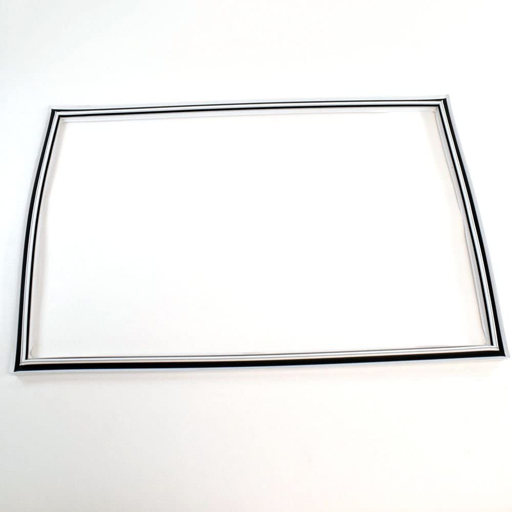 242193206 Refrigerator Door Gasket (White) Genuine Original Equipment Manufacturer (OEM) Part White