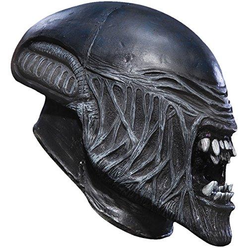 Alien Mask Costume Accessory -