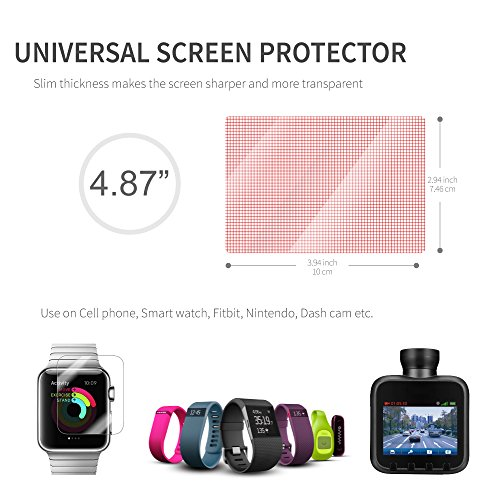 Review RED SHIELD Universal Screen
