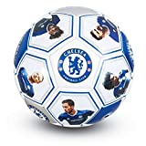 Official Football Players Photo Signature Ball | Size 5 Chelsea
