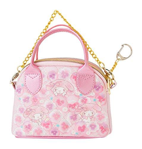 [My Melody] Key holder purse key case ladies women stitch