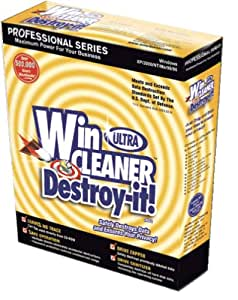Ultra WinCleaner 2003: Destroy It