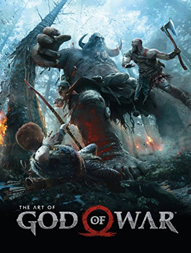 The Art of God of War cover