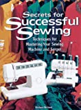 Secrets for Successful Sewing, Barbara Weiland, 0875967760