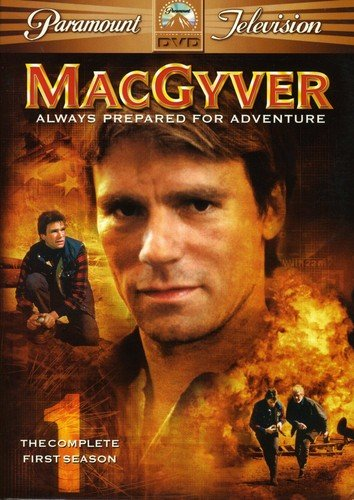 MacGyver - The Complete First Season
