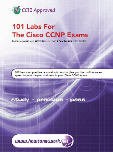 Amazon 101 labs for the cisco ccnp exams ebook farai tafa 101 labs for the cisco ccnp exams by tafa farai browning paul fandeluxe Choice Image