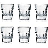 Set of 6 American Shot Glasses