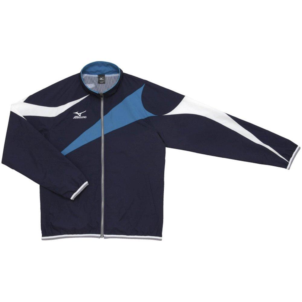 MIZUNO(ミズノ) スイムウエア トレーニングクロスシャツ N2JC7001 B06WLQPQJN Medium 14:ネイビー 14:ネイビー Medium