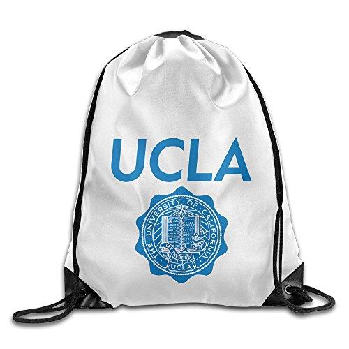 Bekey University Of California Gym Drawstring Backpack Bags For Men & Women For Home Travel Storage Use Gym Traveling Shopping Sport Yoga - Jose Rose Santana San