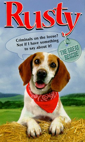 Rusty:the Great Rescue [VHS] - Rusty Heart