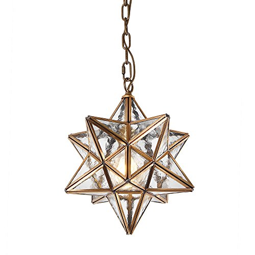 Star Ceiling Pendant Light in US - 5