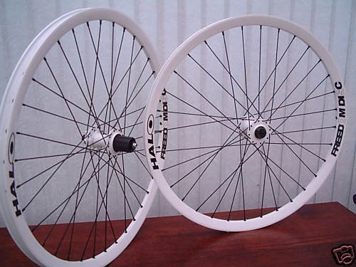 Halo Freedom Pro Disc Wheels 26 Rim Halo Spin Doctor Pro Disc