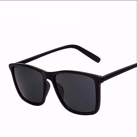 Steampunk Square Sunglasses Men Outdoors Black Sun Glasses ...