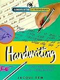 Handwriting, Jacqui Tew, 190188130X
