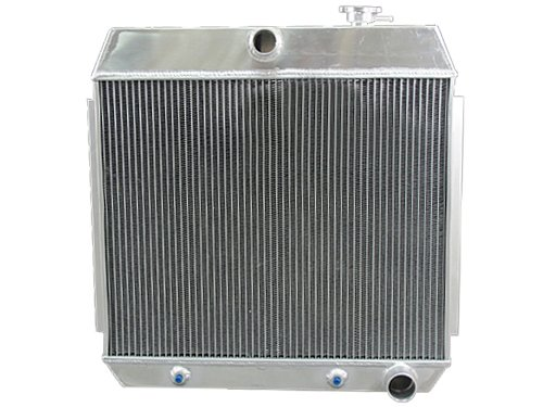 OPL Aluminum Radiator for 1955-1957 Chevrolet Bel-Air (Automatic Transmission)