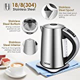 AICOK Electric Kettle Variable Temperature