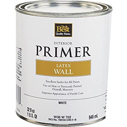 Superieur Do It Best Interior Latex Wall Primer, INT LATEX WALL PRIMER